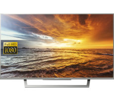 "32"" SONY BRAVIA 32WD752SU Smart LED TV, Silver"