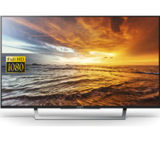 "32"" SONY BRAVIA KDL32WD754BU Smart LED TV, Silver"
