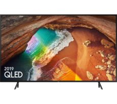 "49"" QE49Q60RATXXU Smart 4K Ultra HD HDR QLED TV with Bixby"