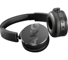 AKG C50BT Wireless Bluetooth Headphones - Black, Black