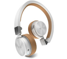 AKG Y45BT Wireless Bluetooth Headphones - White, White