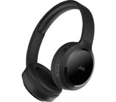 JVC HA-S60BT-B-E Wireless Bluetooth Headphones - Black, Black