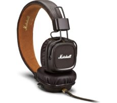 Marshall Major III Headphones - Brown, Brown