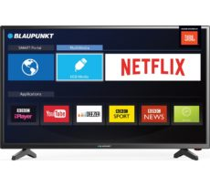 "32"" BLAUPUNKT 32/138MXN Smart LED TV, Gold"