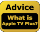 What is Apple TV Plus